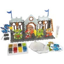 Qixels Kingdom Castle Attack Set