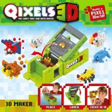 Qixels 3D Maker Set