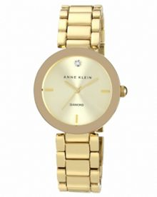 Anne Klein Anne Klein Gold Bracelet Watch