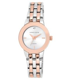 Anne Klein Anne Klein Gold Diamond Dot Watch
