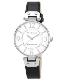 Anne Klein Ladies leather bracelet watch