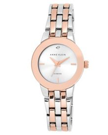Anne Klein Silver Bracelet Watch