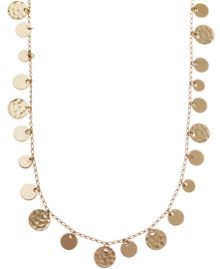 Nine West Standange Long Necklace