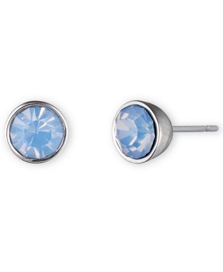 LONNA & LILLY Blue Stud Earrings
