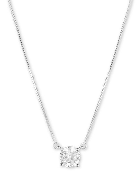 Anne Klein Carded Pendant Necklace