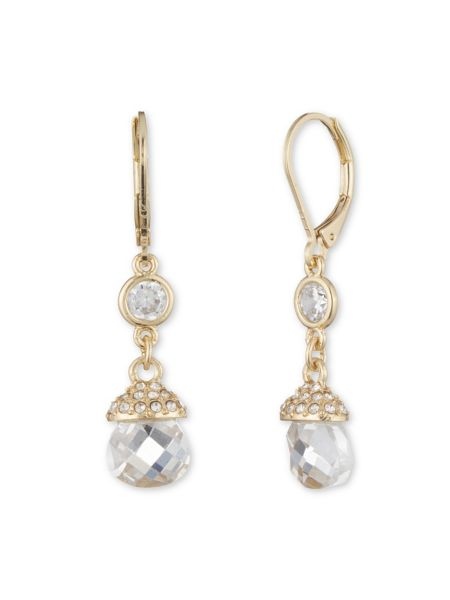 Anne Klein Single Drop Earrings