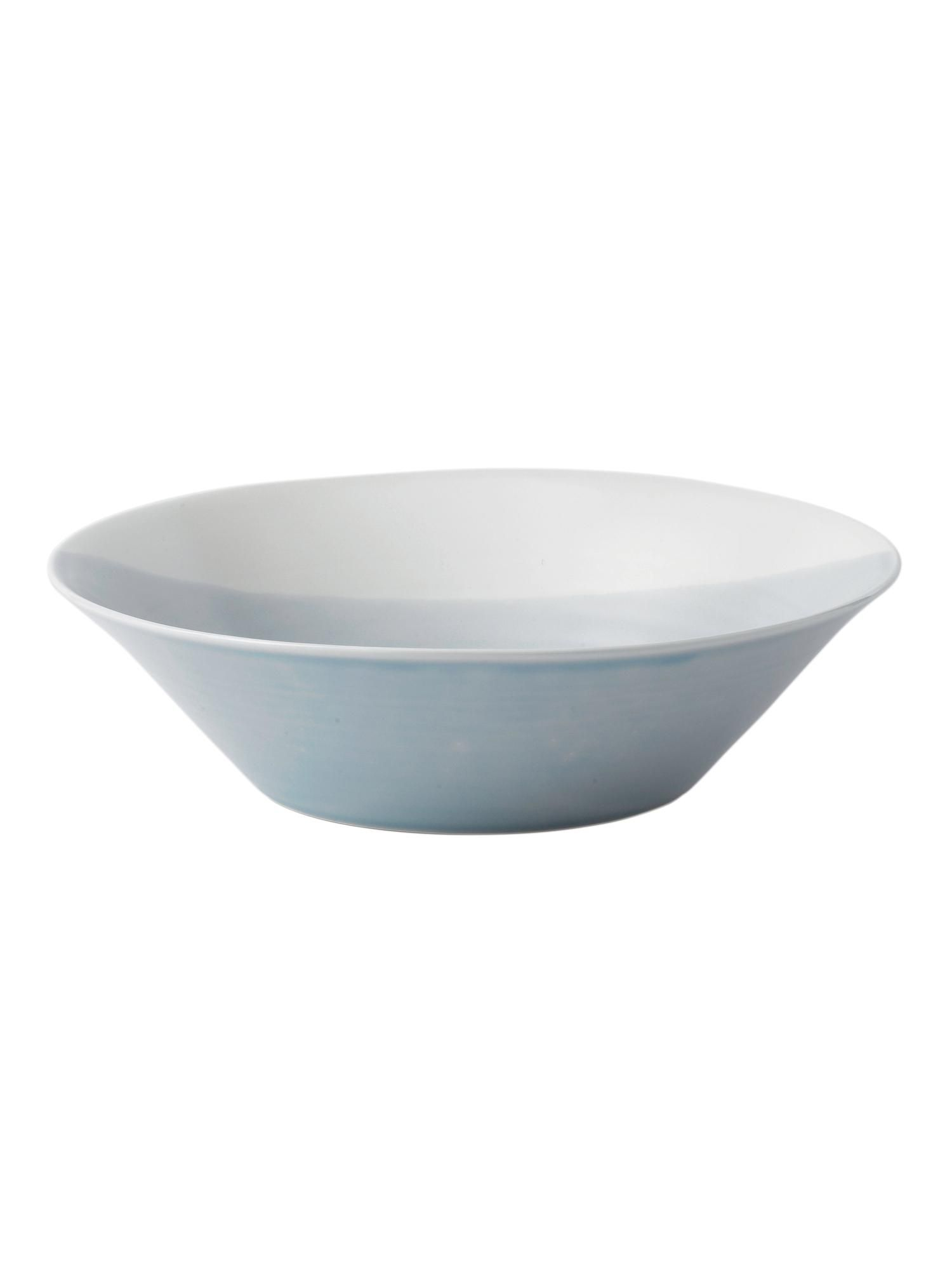 1815 blue serving bowl 29cm