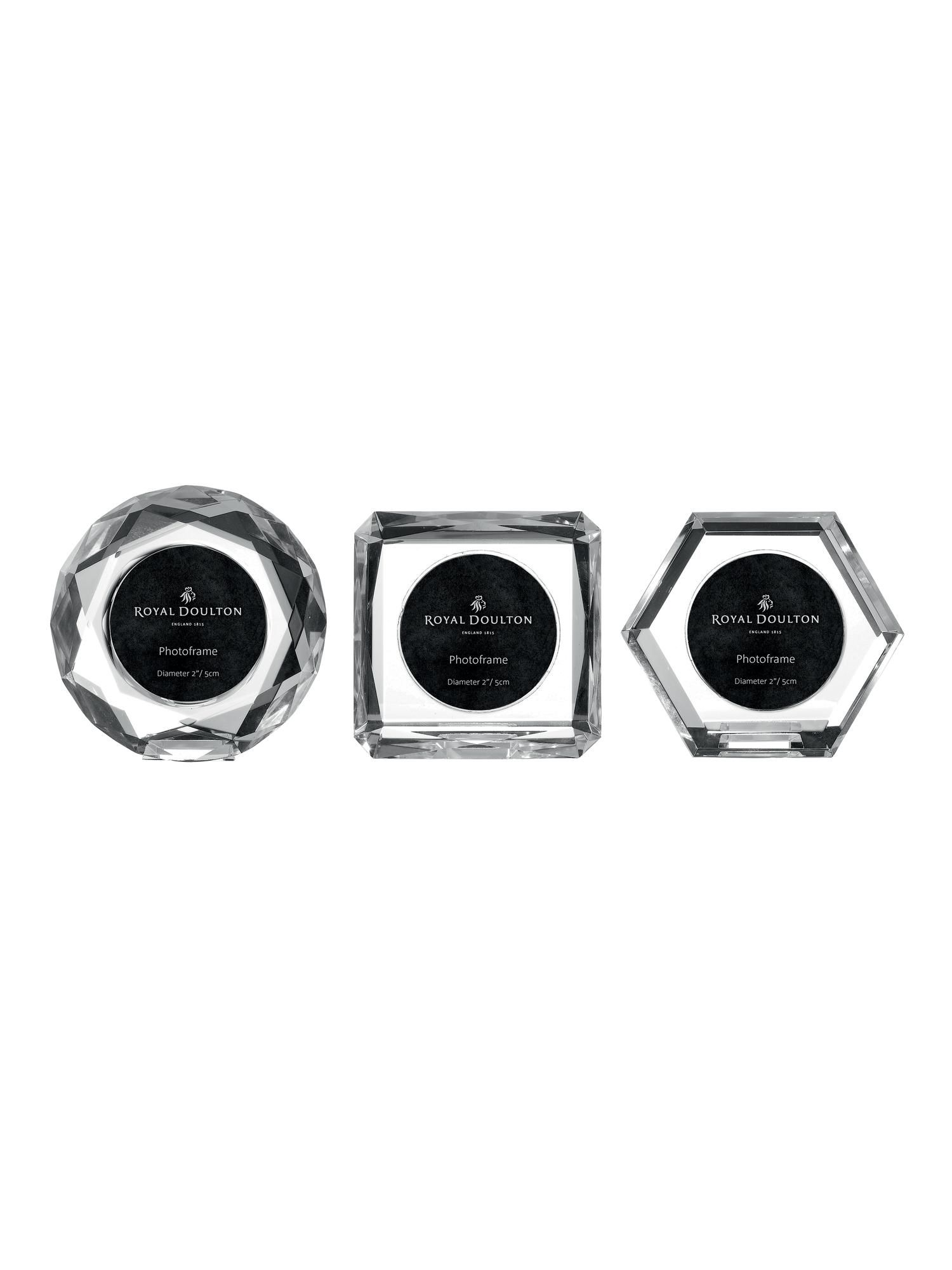 Mini photoframes set of 3