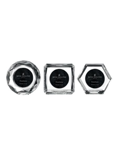 Royal Doulton Mini photoframes set of 3