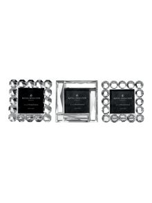Royal Doulton Mini fancy frames set of 3