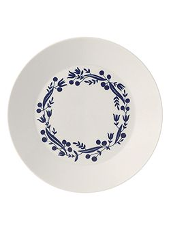 Fable garland 22cm plate
