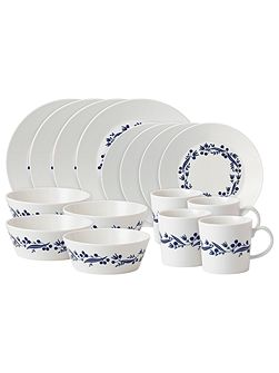 Royal Doulton Fable garland 16 piece set