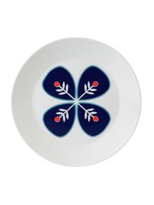 Fable 22cm flower accent plate