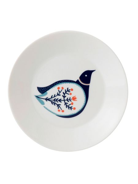 Royal Doulton Fable 16cm bird accent plate