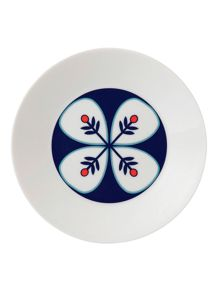Royal Doulton Fable flower accent plate 16cm