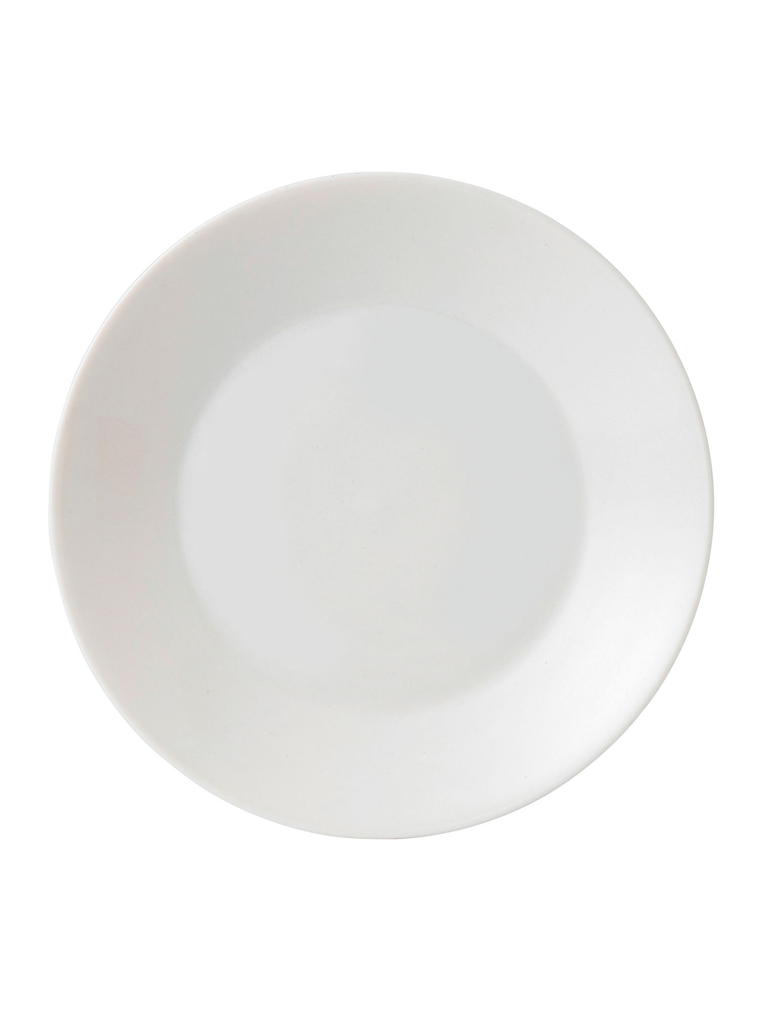 Fable white dinnerware range