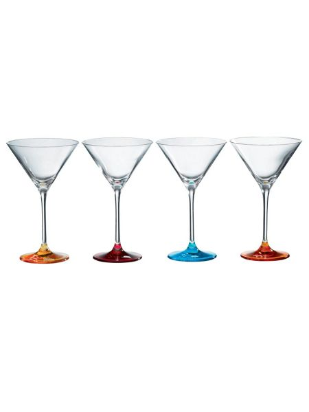 Royal Doulton Pop in for drinks martini, set of 4