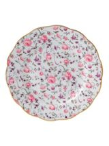 Royal Albert Rose confetti plate 16cm