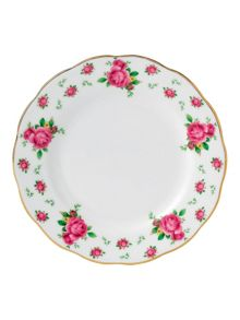 Royal Albert New country roses plate 16cm