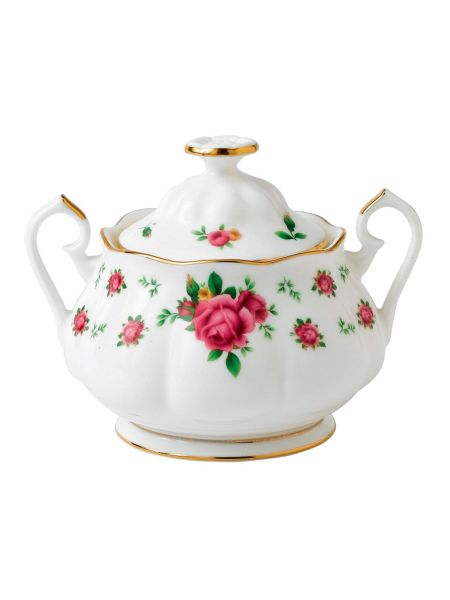 Royal Albert New country roses covered sugar 0.35ltr