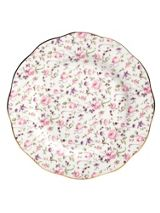 Royal Albert Rose confetti plate 20cm
