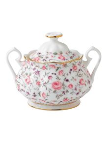 Royal Albert Rose confetti covered sugar 0.35ltr