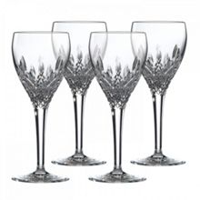 Highclere goblets, box of 4