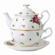 Royal Albert New country roses tea for one