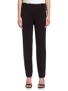 Adrianna Papell Classic slim tapered trousers
