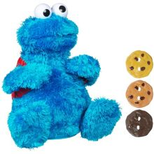 Count `N` Crunch Cookie Monster