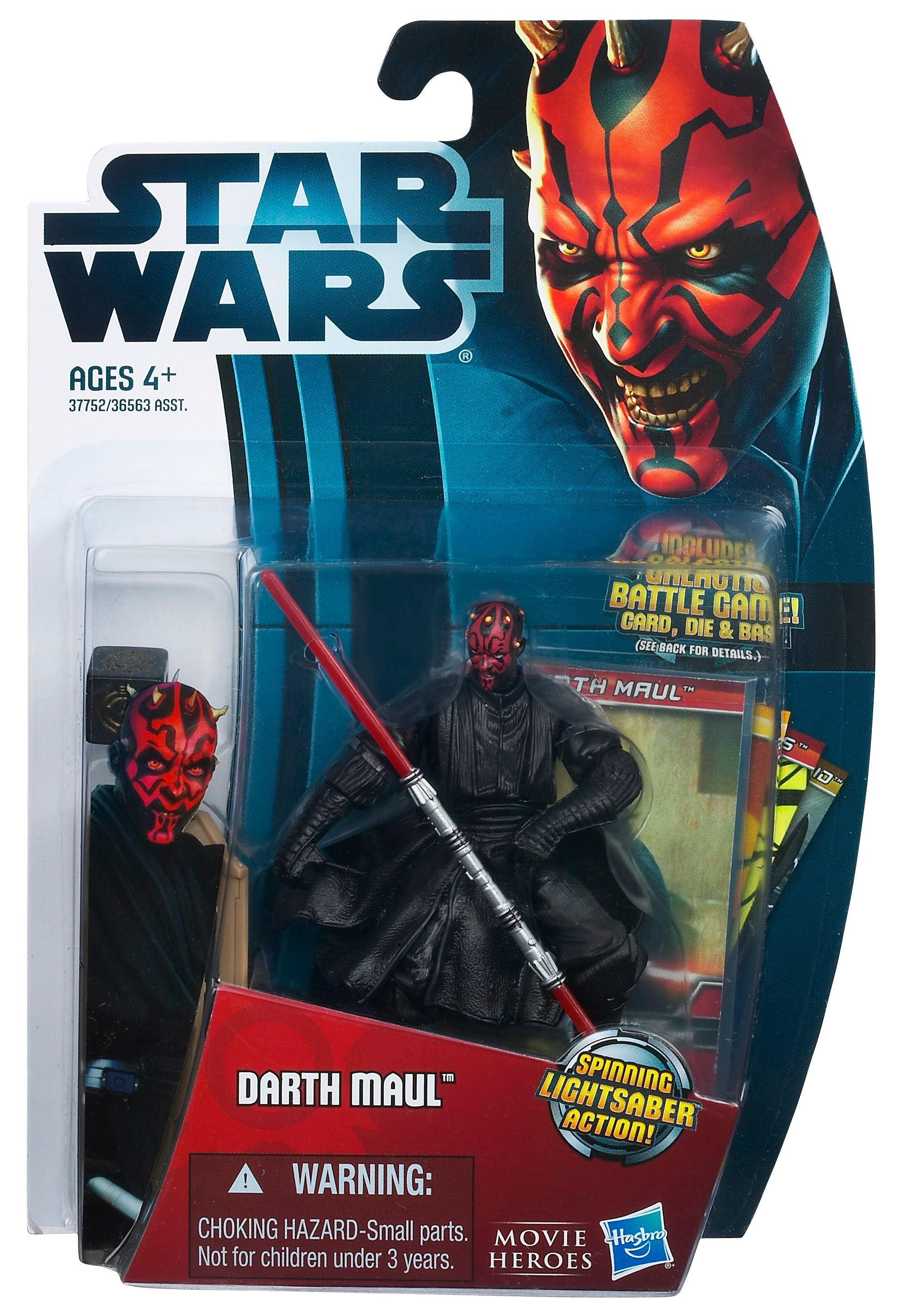 Star Wars Darth Maul Movie Heroes Figure