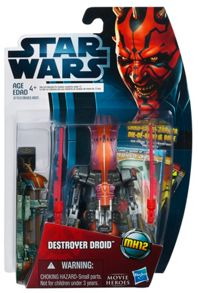 Star Wars Super Battle Droid  Movie Heroes Figure