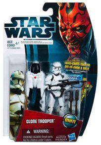 Star Wars Clone Trooper Movie Heroes Figure