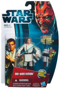 Star Wars Obi-Wan Kenobi Movie Heroes Figure