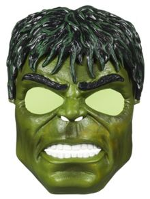 Hulk light up mask