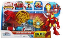 Playskool Heroes Action Gear Iron Man