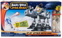 Star Wars Angry Birds AT AT Attack Battle Game