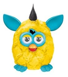 Furby Yellow/Teal