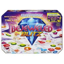 Electronic Bejeweled Blitz Game