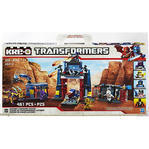 KRE-O Transformers Autobot Command Center