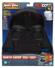 Star Wars Telepods Darth Vader Pig Carry Case