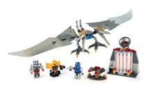 Kreo Transformers Cell Block Breakout Set