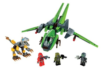 Kreo Age Of Extinction Lockdown Air Raid Set
