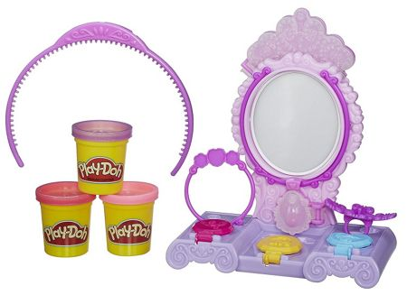 Play Doh Sofia The First Vanity Case