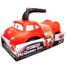 Disney Cars Light and sound mcqueen racer ride-on