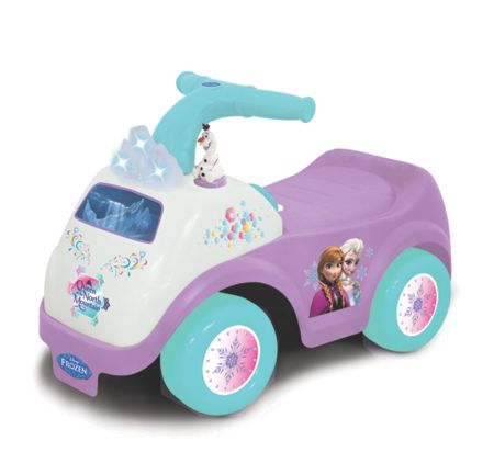 Disney Frozen Light & sound activity ride-on