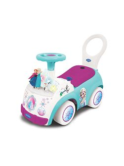 Magical adventure activity ride-on