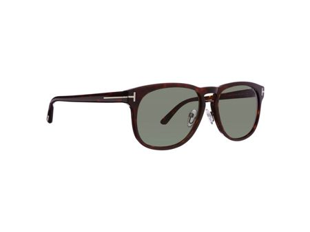 Tom Ford Sunglasses Men`s green square sunglasses