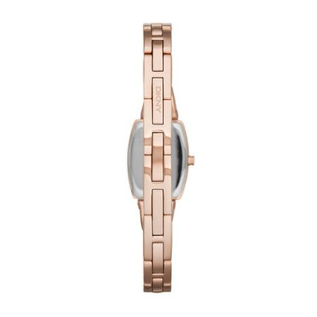 DKNY Chic Rose Crystal Ladies Crossover Watch