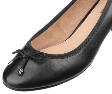 Hush Puppies Nikita discovery slip on court shoes